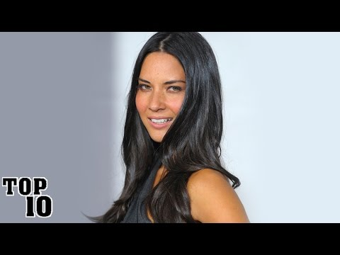 Top 10 Olivia Munn Interesting Facts