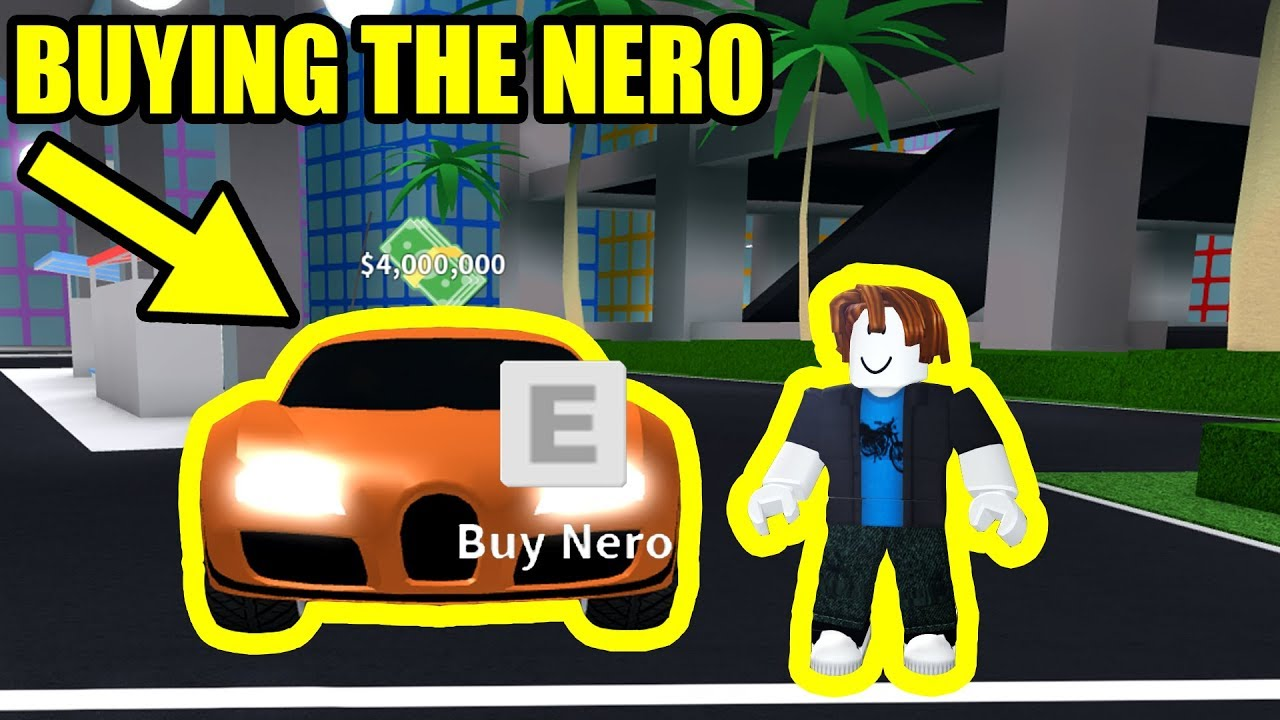 I Bought The 4 Million Nero Car Roblox Mad City Update Youtube - i maxed out the new 3000000 fury in roblox mad city