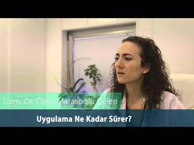 Dr. Öykü Maraşoğlu Çelen - Enzim Peeling Uygulama Ne Kadar Sürer ?