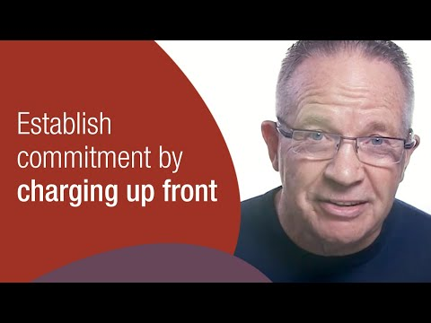 The Benefits Of Charging Clients Up Front I Business Tips From Dan Sullivan