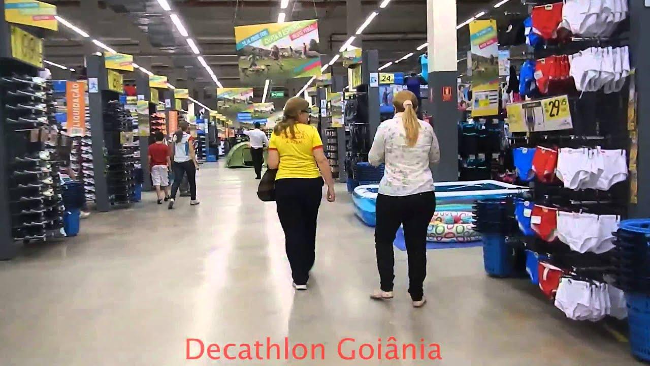 b92a441fb Decathlon Goiânia - YouTube