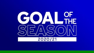 GOAL OF THE SEASON   Leicester City   2020/21 Nominations