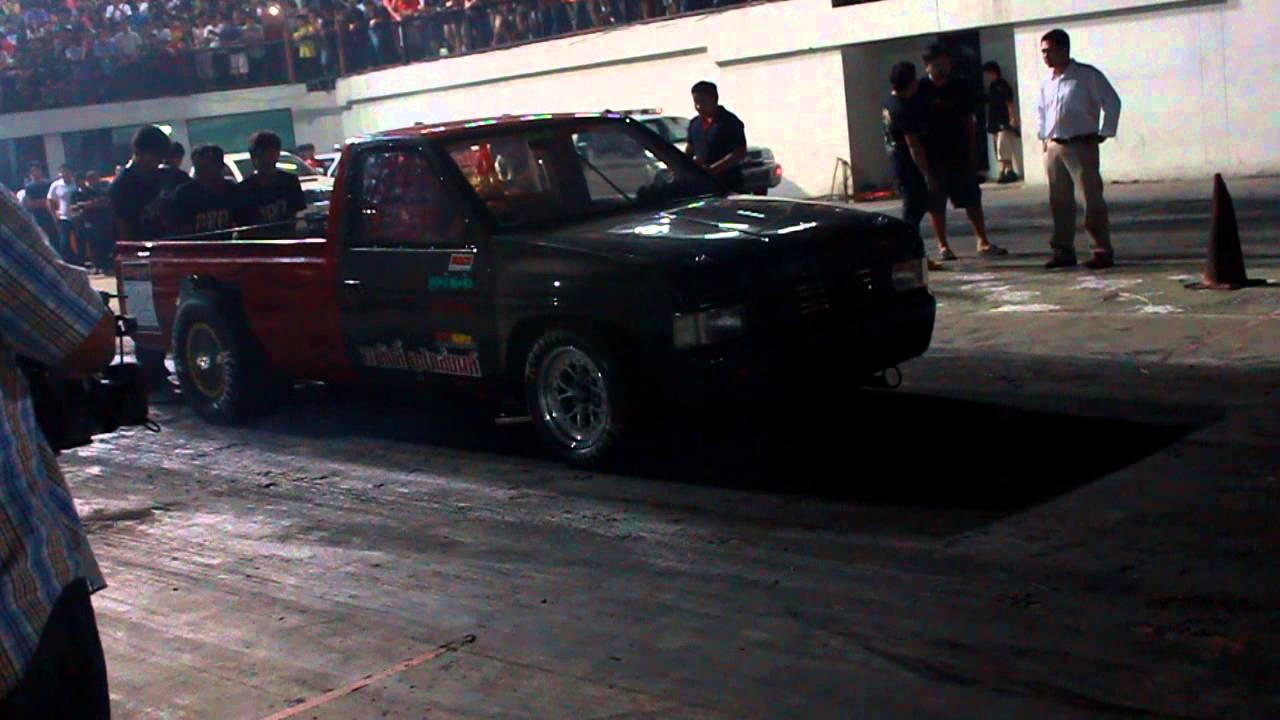สนามแข่งรถ บางกอก แดรก อเวนิว คลอง5 - YouTube