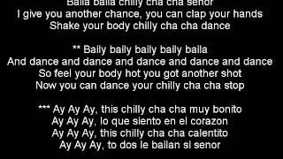 CHILI CHA CHA JESSICA JAY