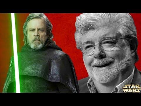 NEW Luke Skywalker's FATE In George Lucas Sequel Trilogy Revealed – Star Wars News