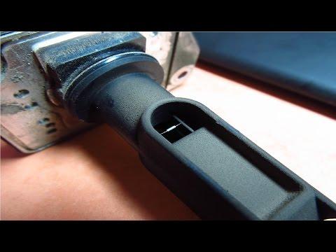 Как почистить ДМРВ датчик массового расхода воздуха