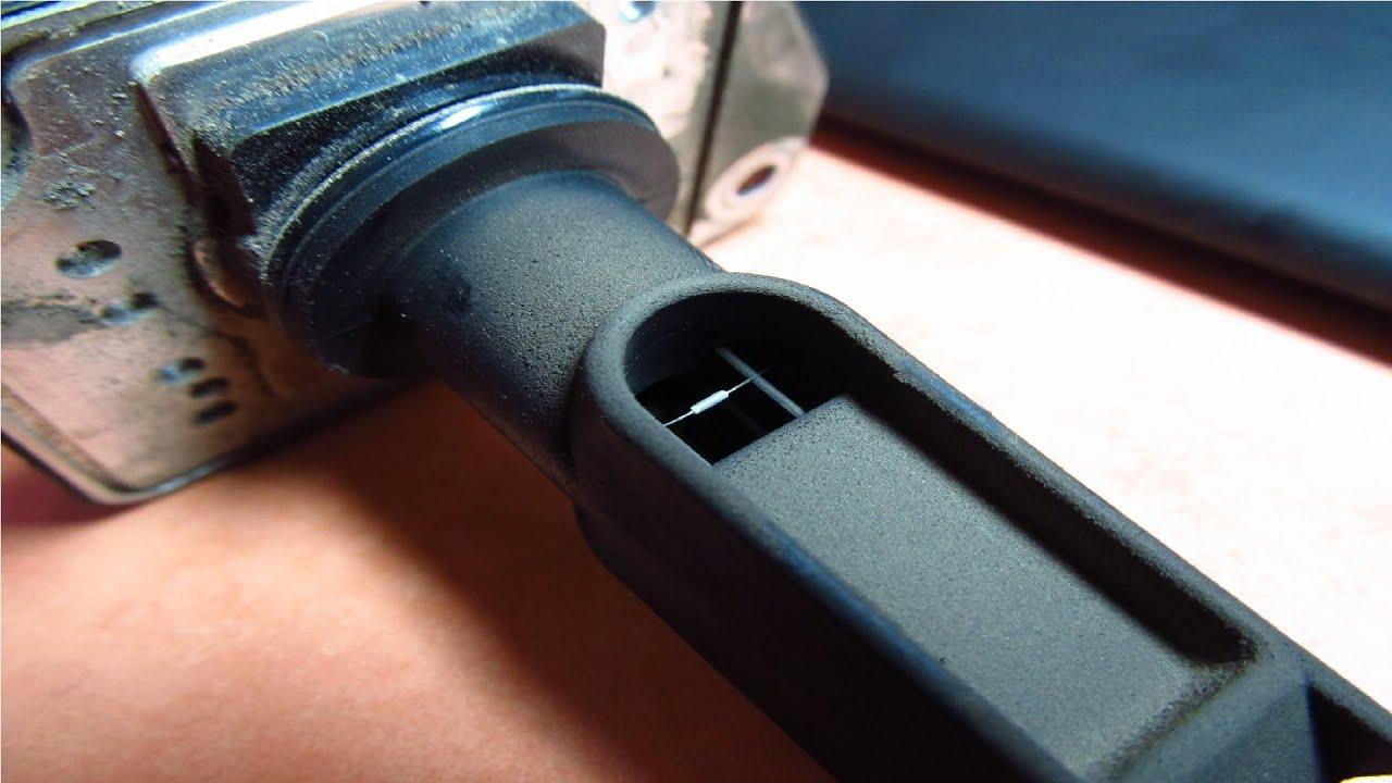 проверка расходомера воздуха ситроен с-5