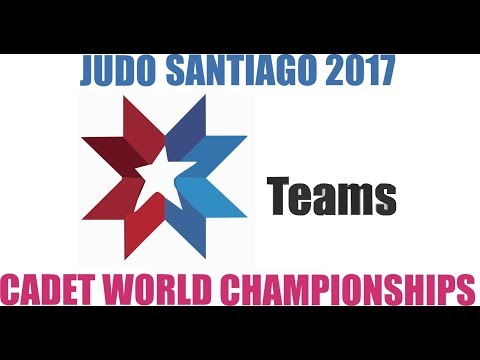 [Judo] World Championship Cadets 2017 Team GEORGIA vs ITALY