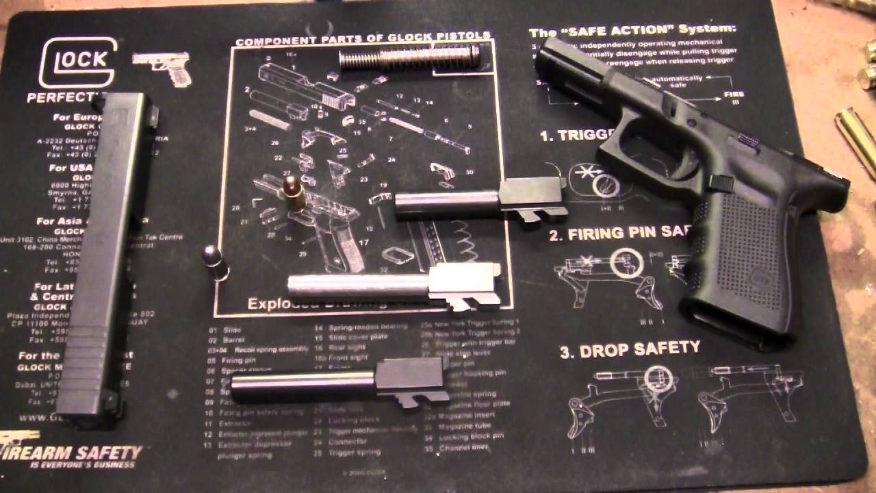 Lone Wolf Glock Replacement Barrel - Why?