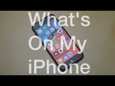 What's On My iPhone - Mike Billig