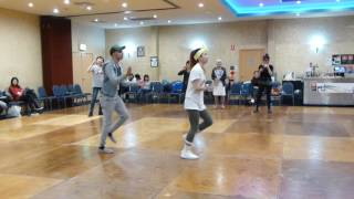 Clap Snap Line Dance by Philip Sobrielo & Rebecca Lee @2017 Mayworth