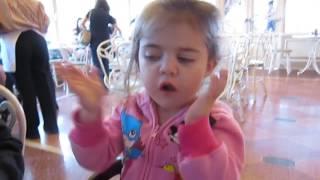 Disneyland character breakfast review