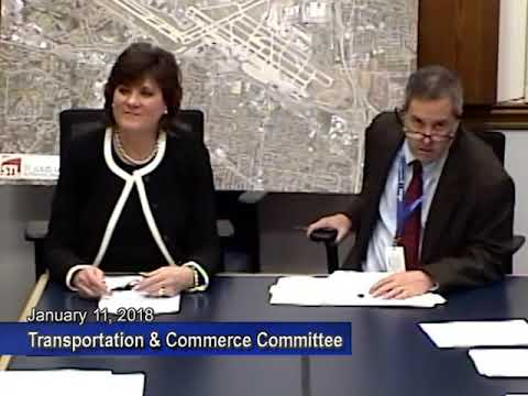 Transportation and Commerce Committee - January 11, 2018