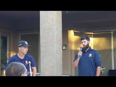 Bourgade Catholic High School Banquet - Coach's Speech