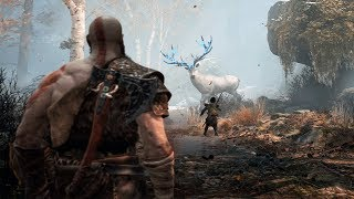 GOD OF WAR GAMEPLAY PS4 PRO