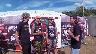 GBHBL Whiplash: Bloodstock 2018 Interviews: Alpha Omega