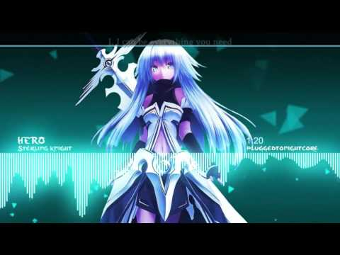 [Nightcore] Hero