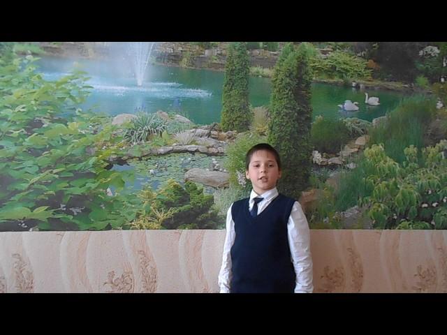 Изображение предпросмотра прочтения – ДаниилЖигарев читает произведение «На севере диком стоит одиноко…» М.Ю.Лермонтова
