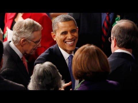 State of the Union 2013: President Obama on Minimum Wage Increase