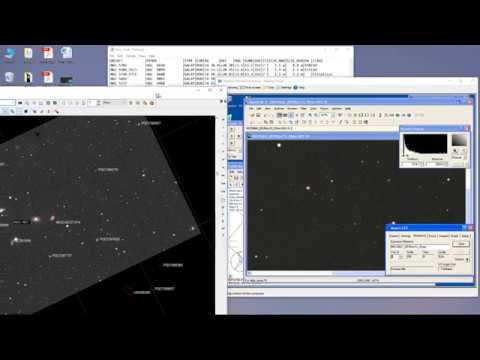 Supernova hunting: Working on target reference images