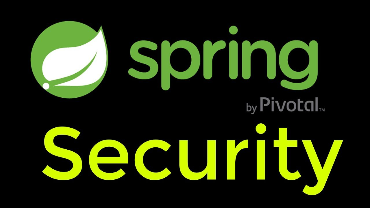 Spring Security Tutorial - YouTube