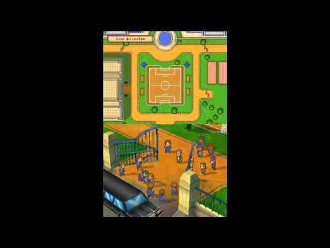 43) Inazuma Eleven 2 : Tempête de Glace - Les vrais Empereurs Noirs (Fin) + Bonus
