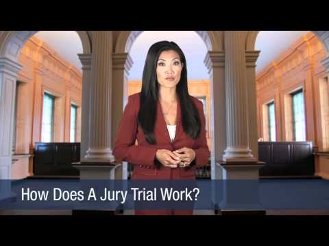 How Does A Jury Trial Work?
