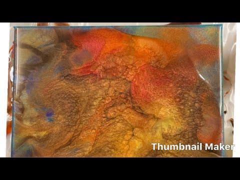 Resin Art Painting DIY