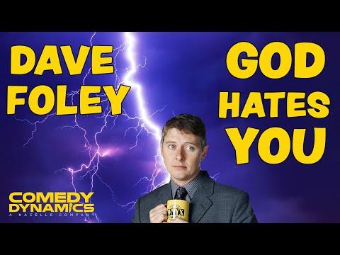 Dave Foley  God's Production Problems