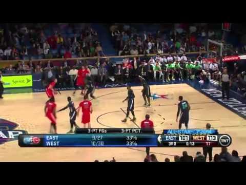 ᴴᴰ NBA All Star Game Recap Highlights 2014