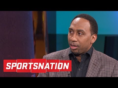 Stephen A. Smith: Kyrie Irving injury leaves Eastern Conference 'vulnerable' | SportsNation | ESPN