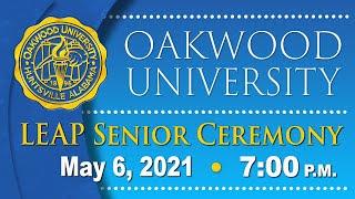 Oakwood Christmas Tour 2021 Oakwood University Virtual Leap Senior Ceremony 2021 Youtube