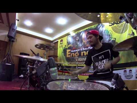 Eno NETRAL - Solo Drums (ngabuburit Indonesian Drummer Tasikmalaya)