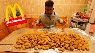 One of Jrizzy Jeremy's most viewed videos: EXTREME 500 CHICKEN NUGGET CHALLENGE!!