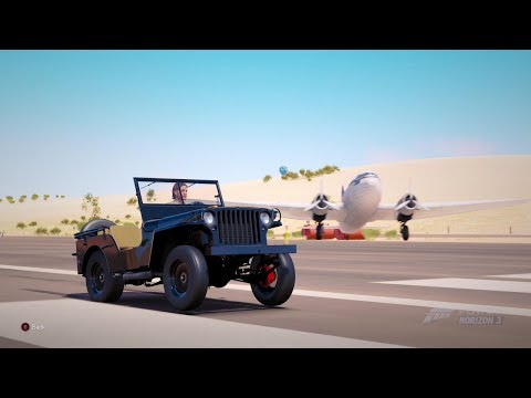 Forza Horizon 3| 940Hp 6.0 Swap JEEP WILLY'S MB [Drag Build]