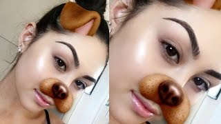 STEP BY STEP EYEBROW TUTORIAL | UPDATED BROW ROUTINE 2017 | Roxette Arisa