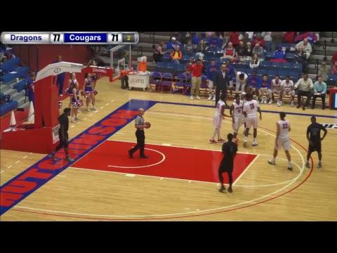 Blue Dragon Men's Basketball vs. Barton