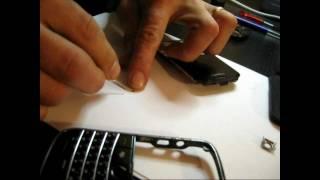 Blackberry Bold Keyboard Repair