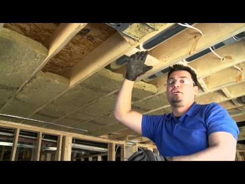 Full download how to install insulated ceiling ic for Pot light installation