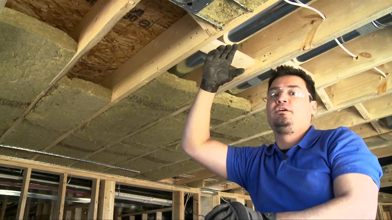 Insulating Soundproofing Around Pot Lights Or Recessed Lighting 3 Way Switch Wiring