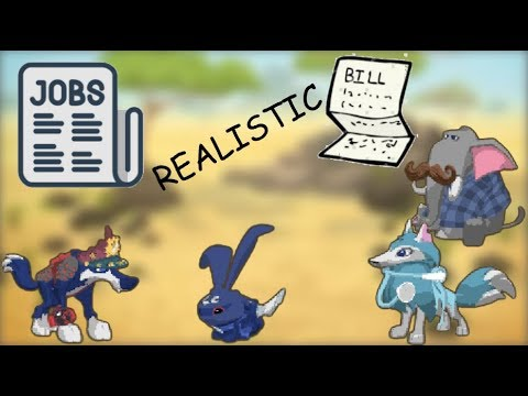 If Animal Jam Was  More Realistic
