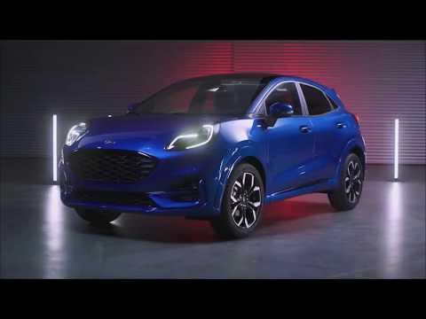 2020 Ford Puma Compact Crossover With Tons Of Tech !!