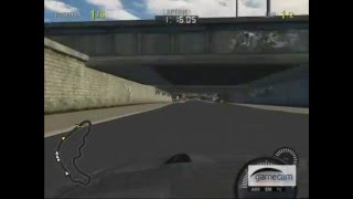 Need for Speed Pro Street gameplay - PC