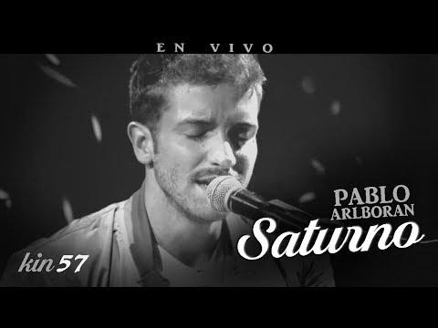 Pablo Alborán - Saturno [en vivo]