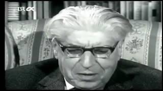 """""""Geist der Utopie"""" (1918) - Ernst Bloch - Gespräch mit einem Philosophen"""