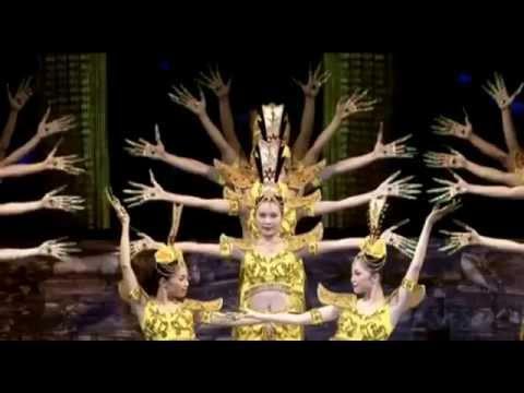 Múa Thiên Thủ Thiên Nhãn HD_Linh Nga và Nhóm múa dân tộc Bông Sen