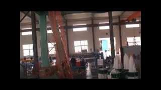 Оборудование для производства пластиковой сетки (двуосных сеток из полипропилена)(http://www.86007machine.com/cpxx.php?xzq=4&id=339 Линии для производства двуосных сеток из полипропилена Сетки применяются для..., 2015-01-22T07:53:45.000Z)