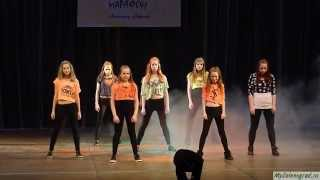 Танцевальный коллектив 'D.S.G.'. Танец 'Underground Live' (номинация 'Уличные и клубные танцы')