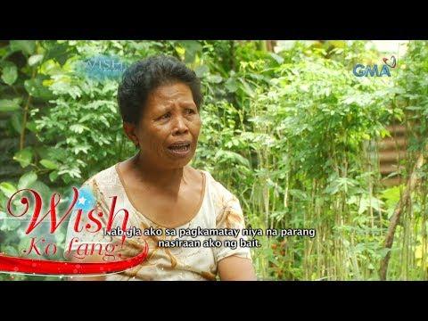 Wish Ko Lang: Inang namatayan ng paboritong anak
