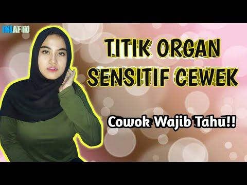 AUTO ENA-ENA !! Titik Organ SENSITIF Pada CEWEK || Bagian Sensitive Pada Cewek